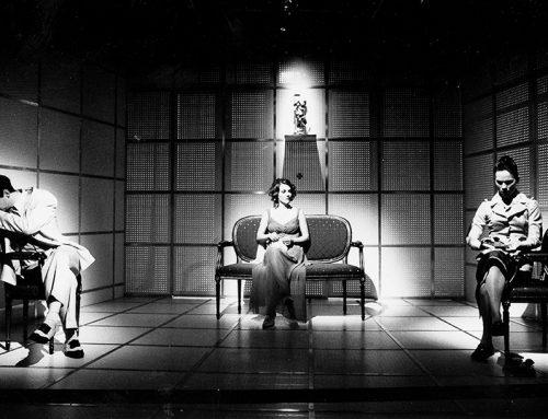 """""""Geschlossene Gesellschaft"""" (Jean-Paul Sartre) – Stadttheater Gießen 1998"""