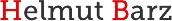 Helmut Barz – Kommunikationsarbeiter Logo