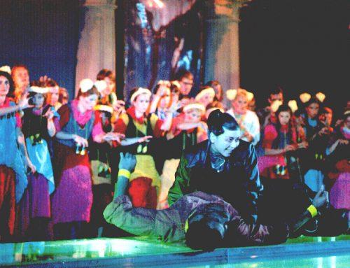 """""""Der Freischütz"""" (Carl-Maria von Weber) – Darmstädter Sommerfestspiele 1998"""