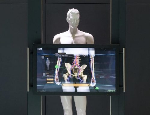 Medical 3D Avatar – IBM CeBIT 2008
