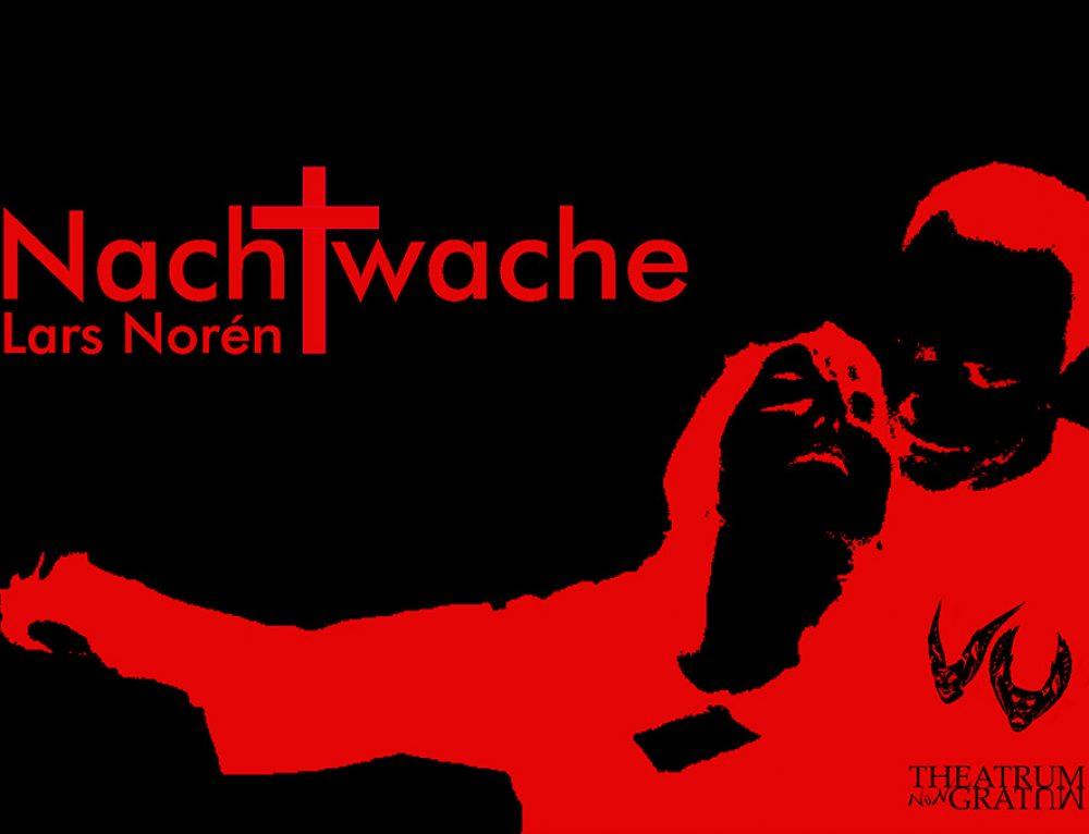 """Plakat für """"Nachtwache"""" – Theatrum Non Gratum 2005"""